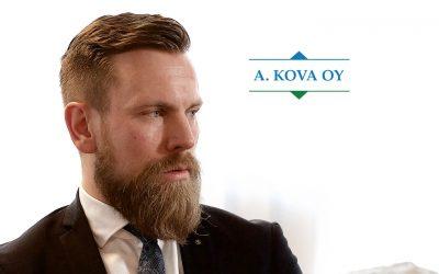 Hautaustoimisto A. Kova Oy: Nyt tuntuu että tavoitettavuus on sata prosenttia