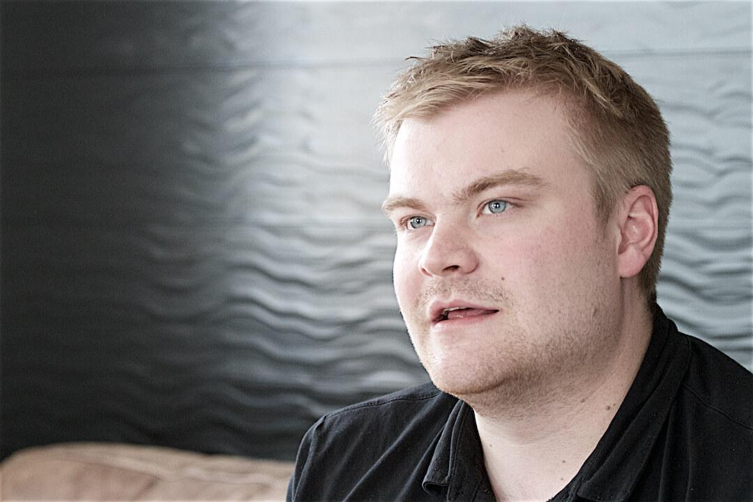 Matias Ranua vastaa Veken verkkokaupan logistiikasta, IT:stä ja myynnistä.