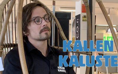 Kallen Kaluste – kotien sisustamista jo lähes 50 vuoden ajan