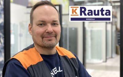 Puhelujen hallinta muuttui helpoksi – K-Rauta